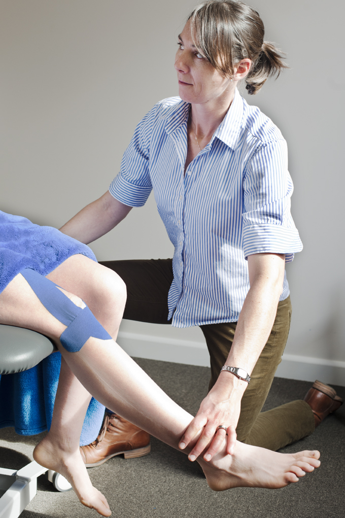 Injury management photo for ararat physio